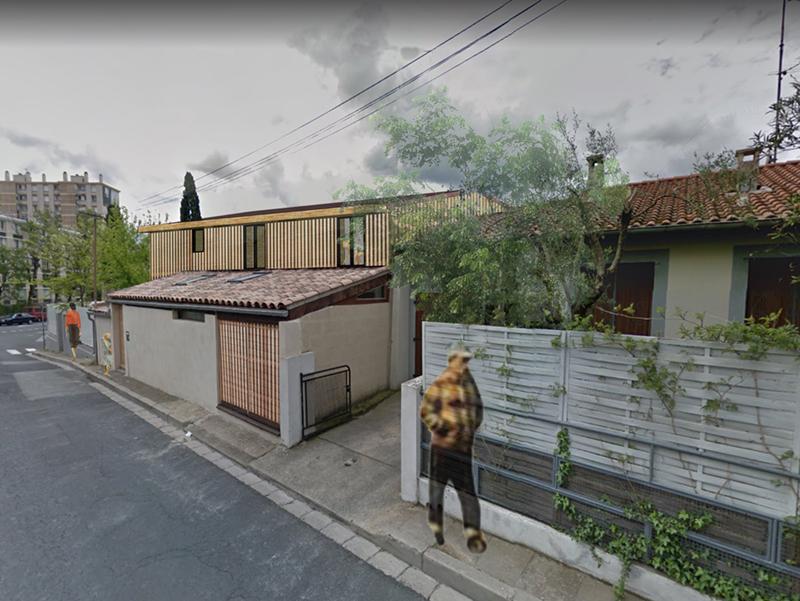 Maison rnover montpellier montpellier proche centre ville - Maison jardin condominium montpellier ...